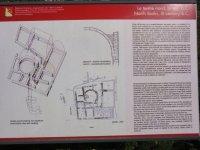 Morgantina Badhuis plattegrond