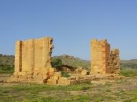 Agrigento tempel Aesclepius