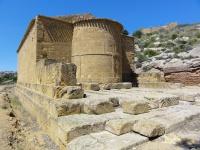 Agrigento voorheen tempel Demeter