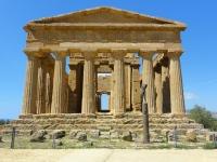 Agrigento tempel Concordia
